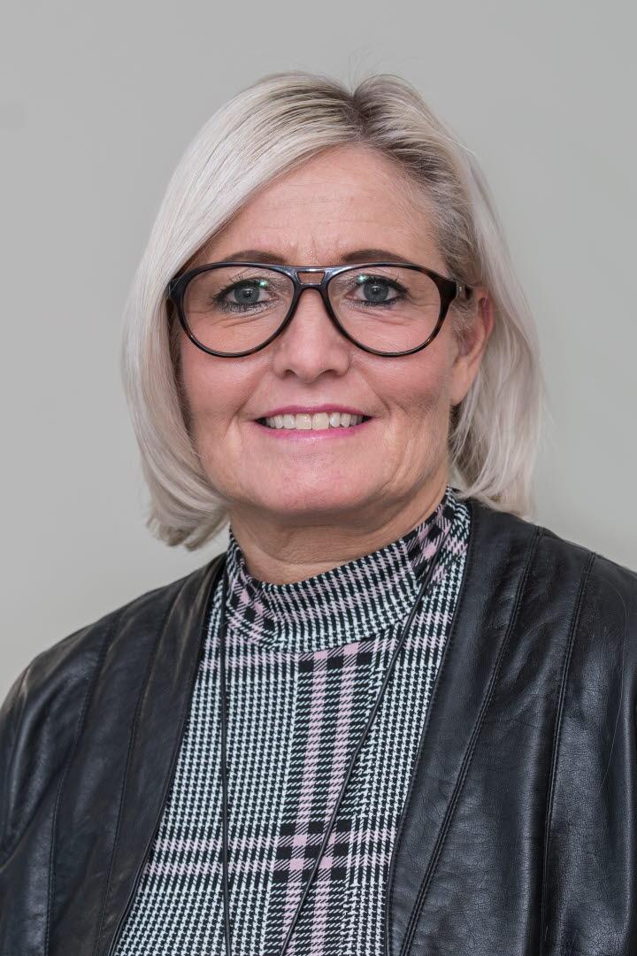 Anette Grönlund, marknad Östrand.