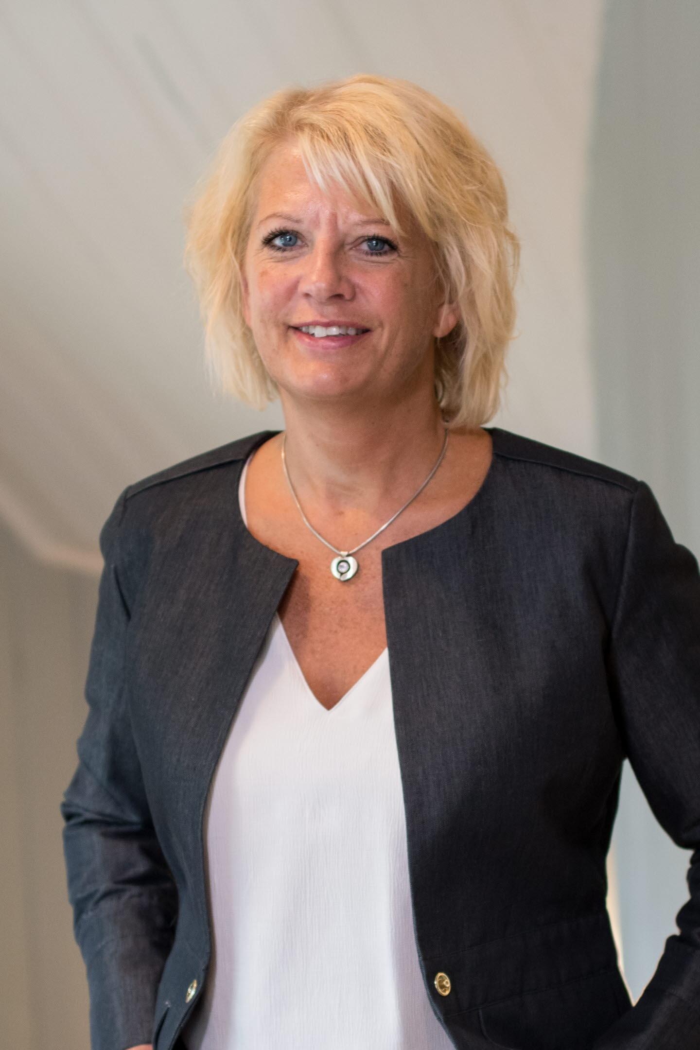 Kristina Enander, chef Östrand.