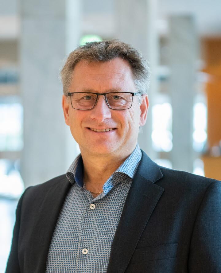Stefan Rönnqvist, chef bioenergi, Förnybar energi.