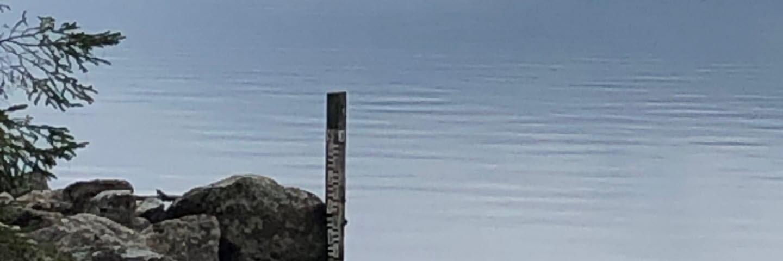 Vattenreglering av Armsjön