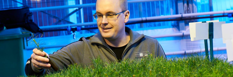 Niklas Borgh, SCA Norrplant.
