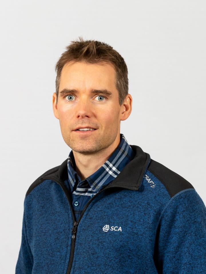 Nils Berglund, virkesköpare Västerbotten
