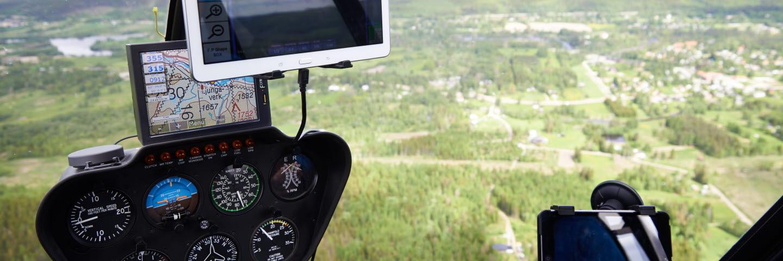 Skogsvinge special. Fotografering med helikopter i Medelpad.
