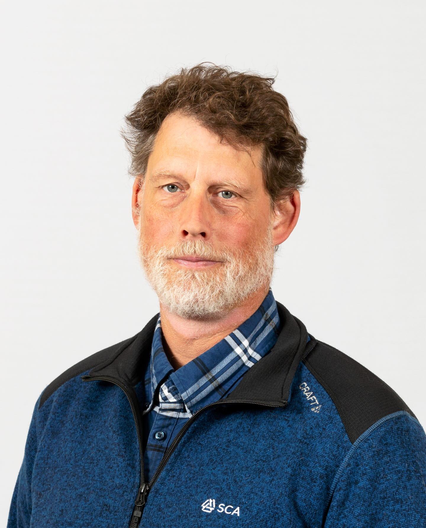 Karl Lind, virkesköpare Västerbotten