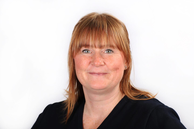 Maria Lundgren, virkesköpare Jämtland
