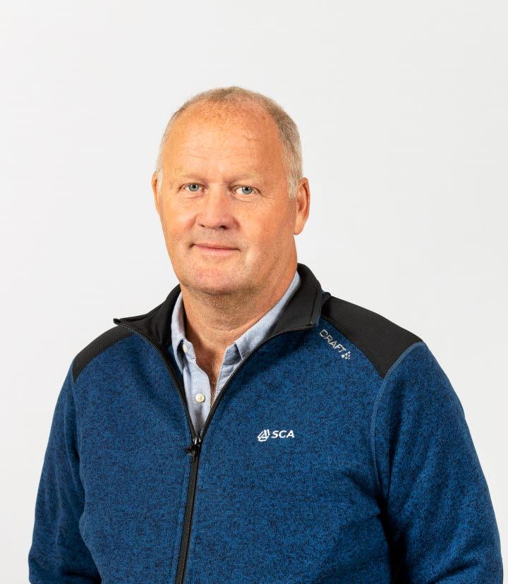 Anders Forsberg, virkesköpare Västerbotten